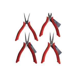 BATO Juvelertångsats mini m/fjeder 4 delar