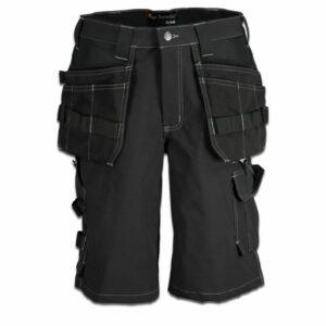 Top Swede - Shorts 310 4-väg stretch svart
